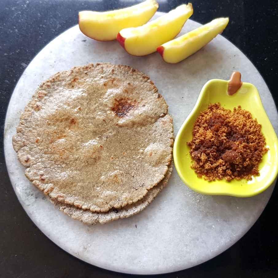 Photo of Bajra Roti by Insiya Kagalwala at BetterButter