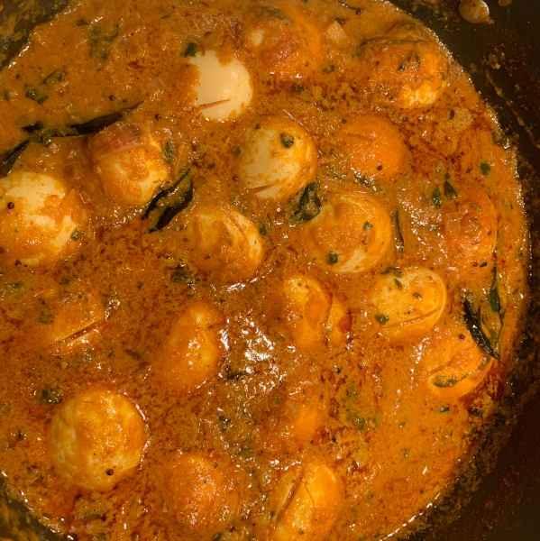Photo of Egg Masala by Insiya Kagalwala at BetterButter