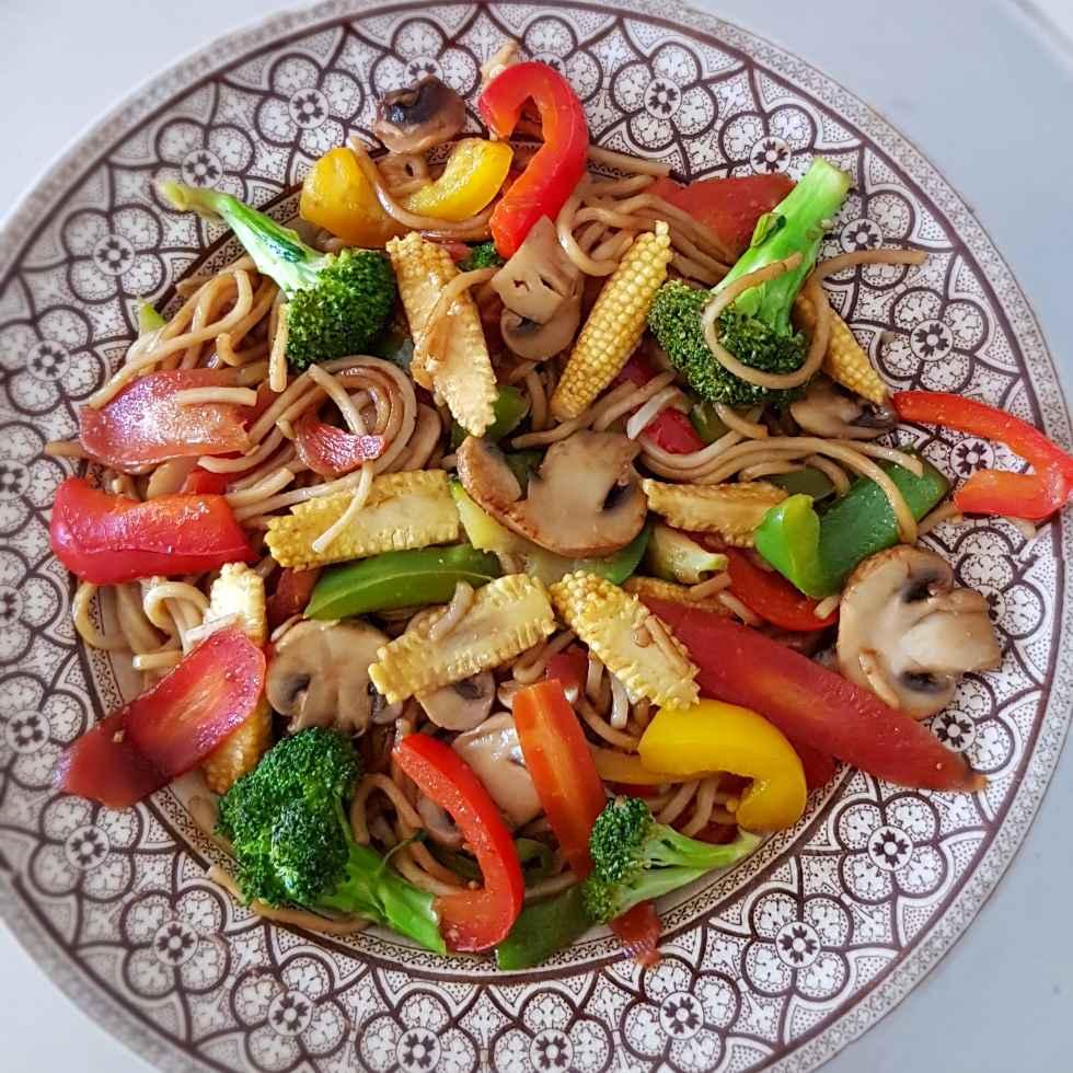Photo of Hakka Noodles by Insiya Kagalwala at BetterButter