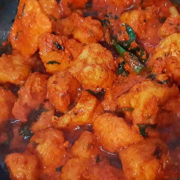 Photo of Chicken 65 by Insiya Kagalwala at BetterButter