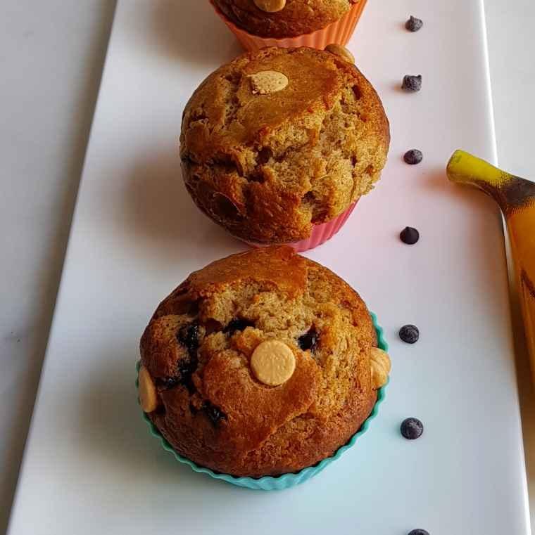 Photo of Banana Muffins by Insiya Kagalwala at BetterButter