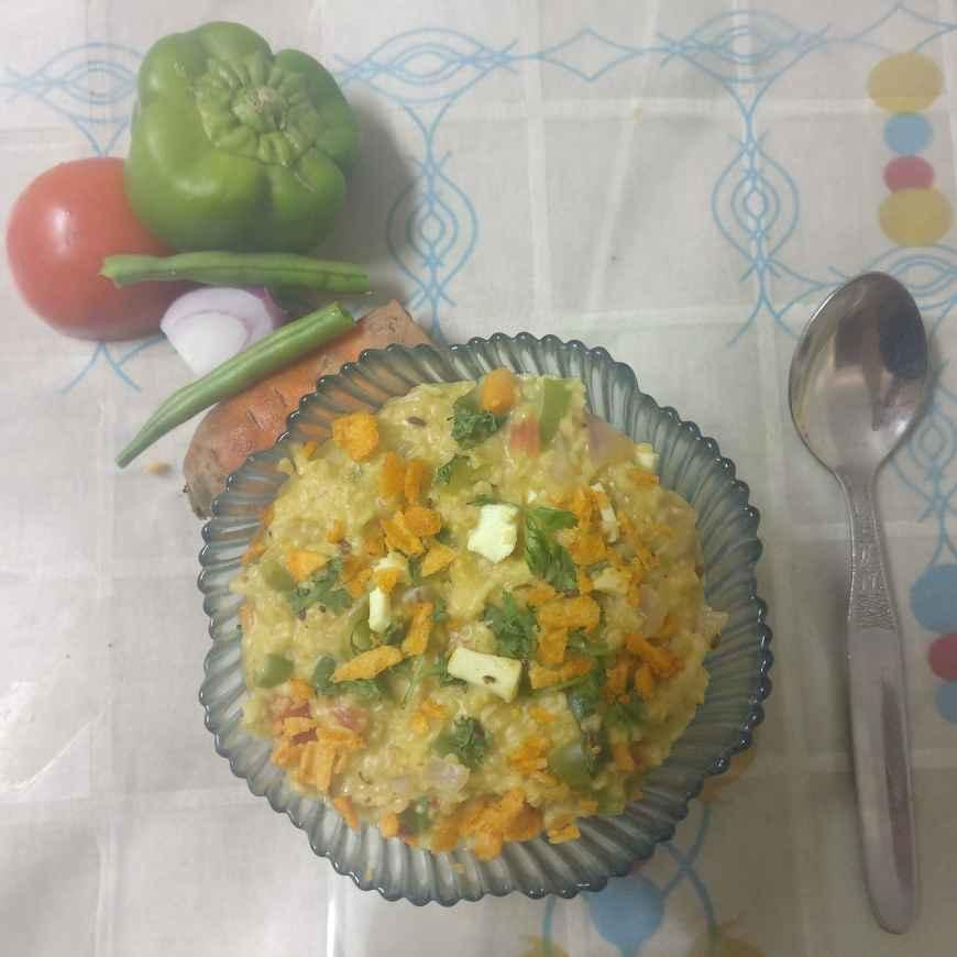 How to make Veggie Oats