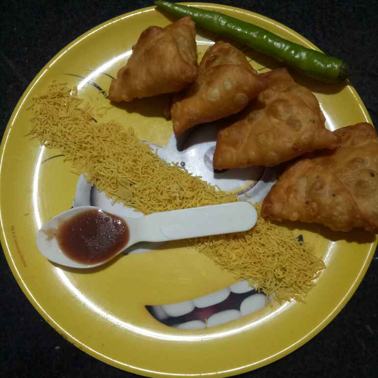 Photo of Mini samosa by Isha Soni at BetterButter