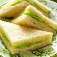 How to make Cucumber Sandwich