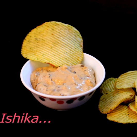 Photo of French Onion Dip by Ishika Uppal at BetterButter