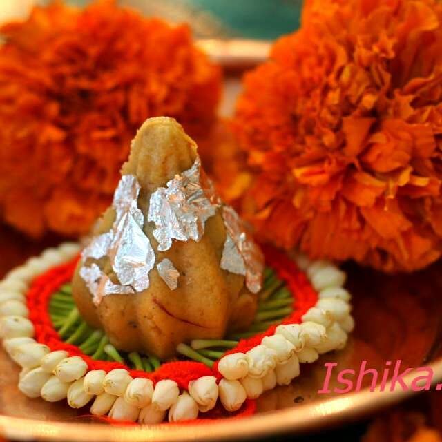 How to make Kesar-Elaichi Modak