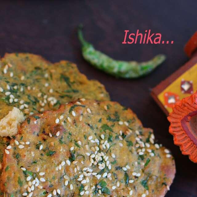 Photo of Bajri Na Dhebra (fried) by Ishika Uppal at BetterButter