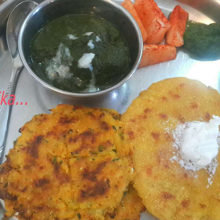 Photo of Sarso Ka Saag by Ishika Uppal at BetterButter