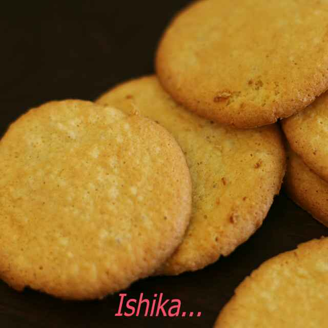 Photo of Coca christina / Valencian Almond Cookie by Ishika Uppal at BetterButter