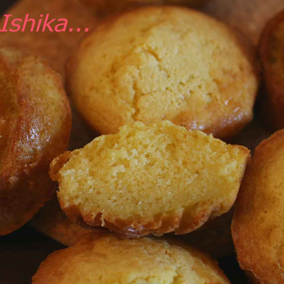 Photo of Pillowy Soft Buttery Cupcakes by Ishika Uppal at BetterButter