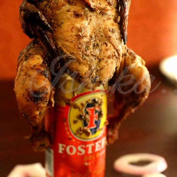 Photo of Beer In Butt Chicken by Ishika Uppal at BetterButter