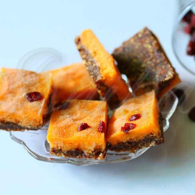 Photo of Mango coconut sorbet bars by Ishika Uppal at BetterButter