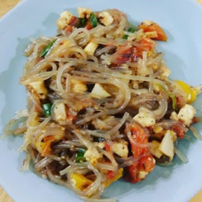 How to make Sweet Potato Starch Noodles