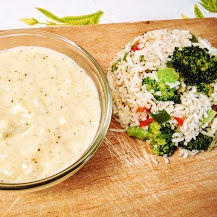 Photo of Mashed Potatoes with Broccoli Garlic Rice by Ishita Asher at BetterButter