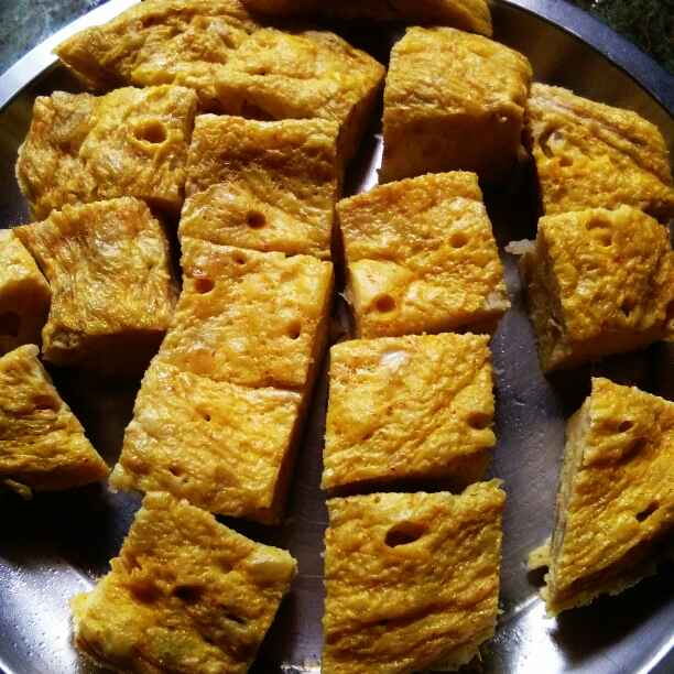 Egg Dhoka Curry
