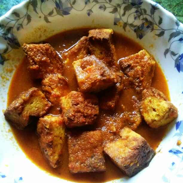 Photo of Egg dhoka curry by Ivy Sengupta at BetterButter