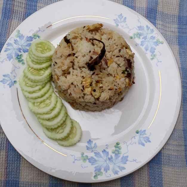 How to make Onion jera rice