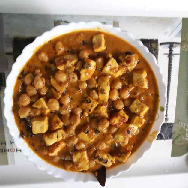 How to make চানা পনির