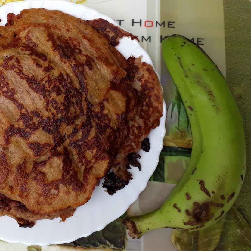 Photo of Bananas pan cack by Jaba Sarkar at BetterButter