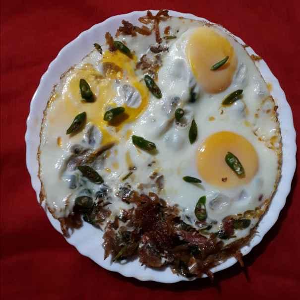 Photo of Potato egg poch by Jaba Sarkar at BetterButter