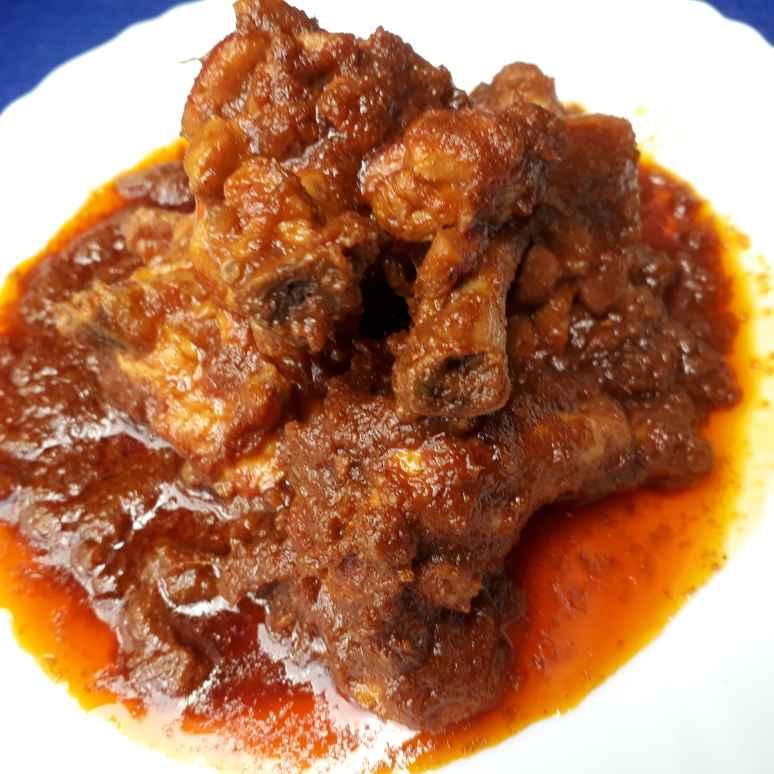 Photo of Chicken kosa by Jaba Sarkar at BetterButter