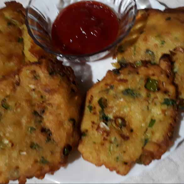 Photo of Vegetable pitha by Jaba Sarkar at BetterButter