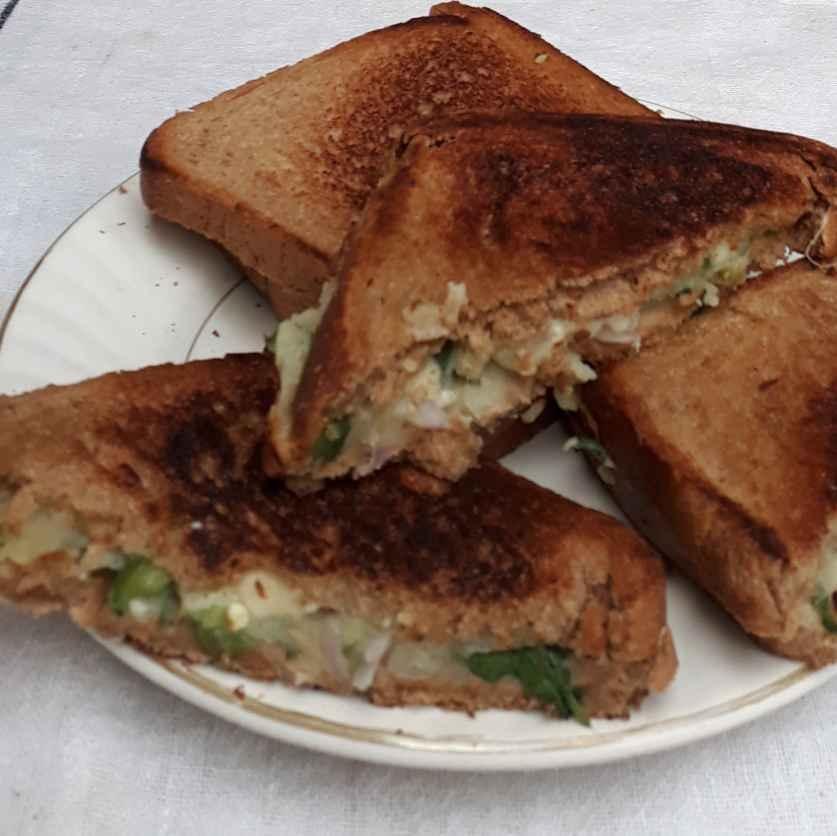 Photo of Special sandwich by Jaba Sarkar at BetterButter