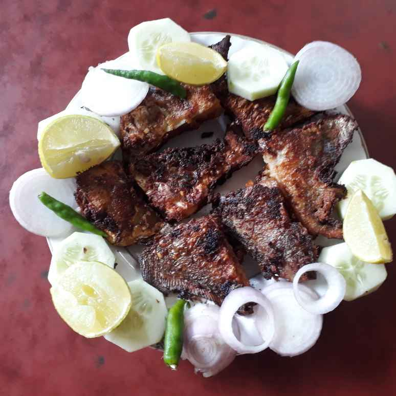 Photo of Pomfret fry by Jaba Sarkar at BetterButter