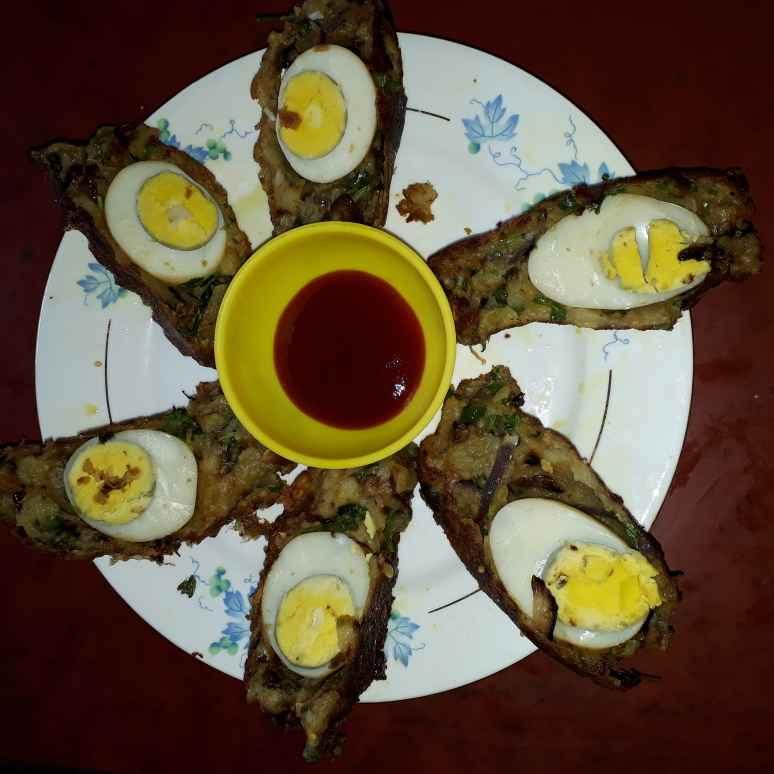 Photo of Egg potato chop by Jaba Sarkar at BetterButter