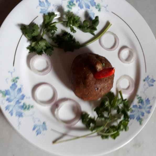 How to make বাদামের ভর্তা