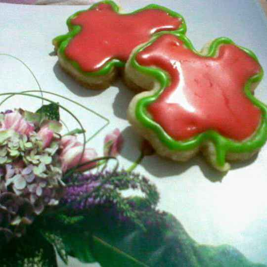 Photo of Eggless Sugar Cookies by Jai Sri at BetterButter