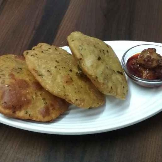 How to make Crispy Dal Puri