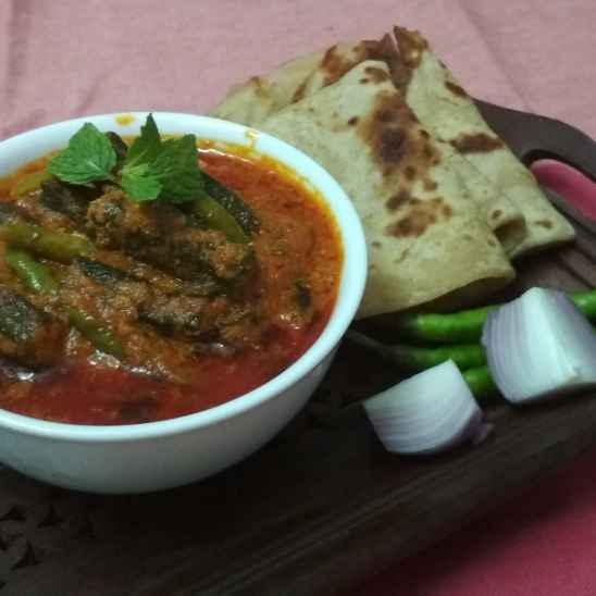 How to make Bhindi in Dhaba Style