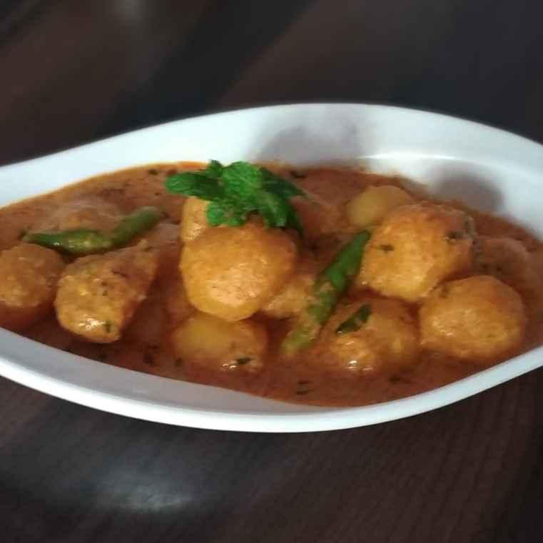 How to make Hyderabadi Shahi Aloo Kurma