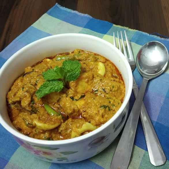 How to make Restaurant Style Kaju Paneer Korma