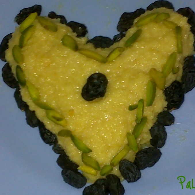 How to make Heart Shape Palkova