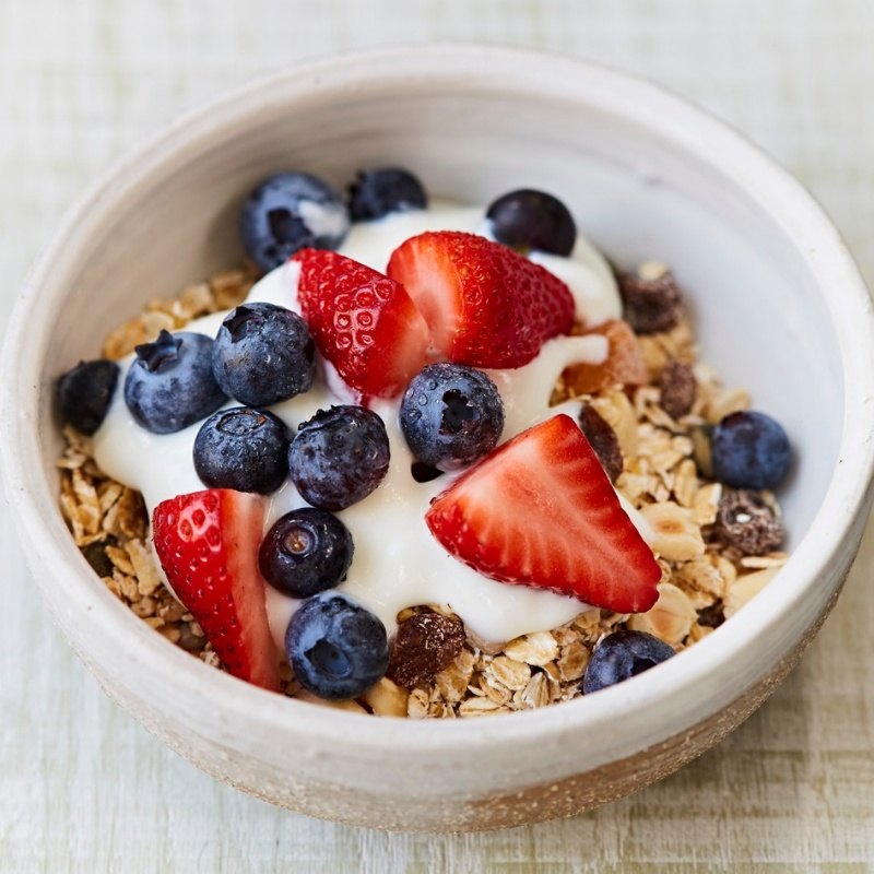 Photo of Oaty Fruity Cereal by Jamie Oliver at BetterButter
