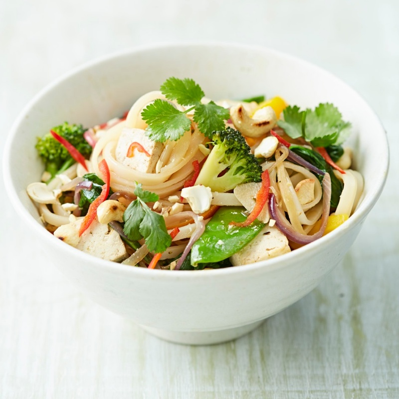 Photo of Veggie Noodle Stir-fry by Jamie Oliver at BetterButter