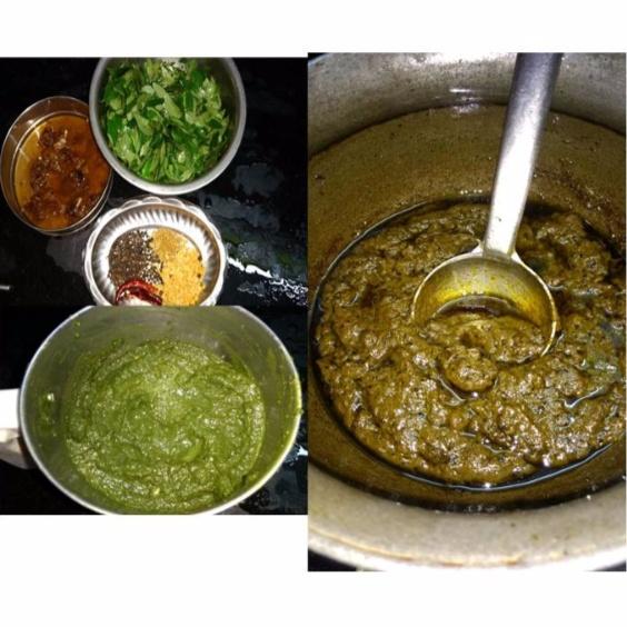 Photo of Karuveppilai Kozhambu (Curry Leaves - Kadi Patha delight) by Janaki Ramanan at BetterButter