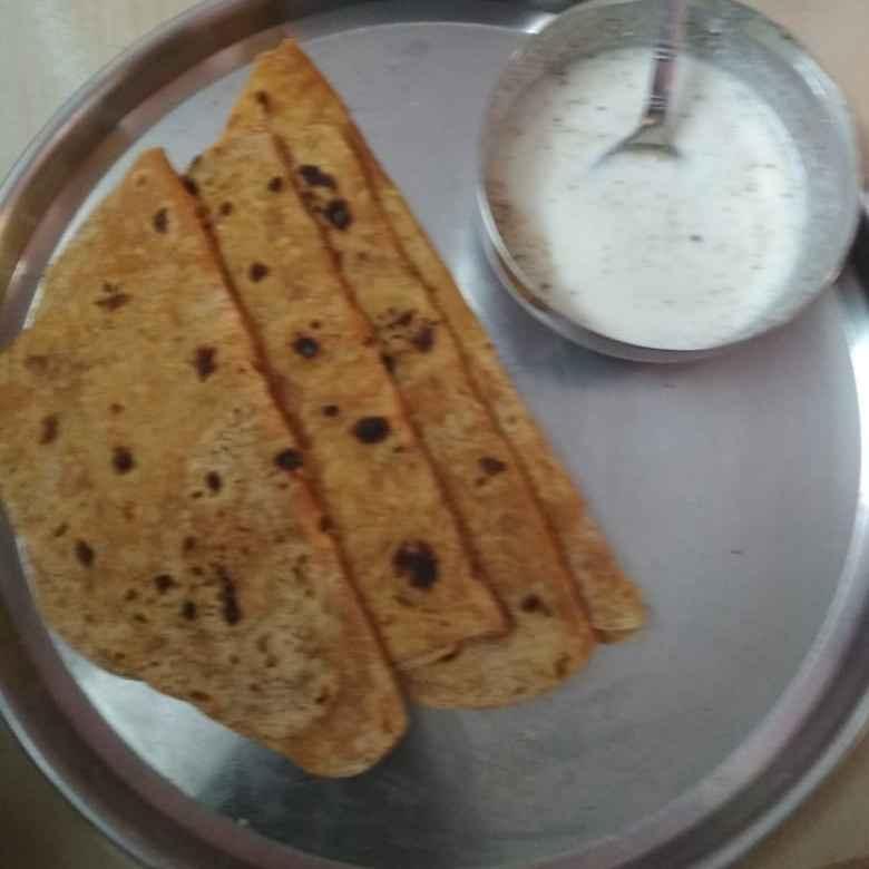 Photo of Raddish chappathi by Janani Vijayakumar at BetterButter