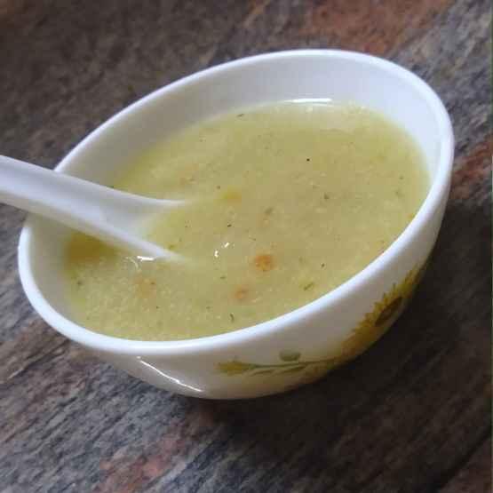 Photo of Sweetcorn soup by Janani Vijayakumar at BetterButter