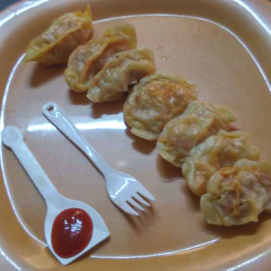 Photo of Çhicken momos by Janani Vijayakumar at BetterButter