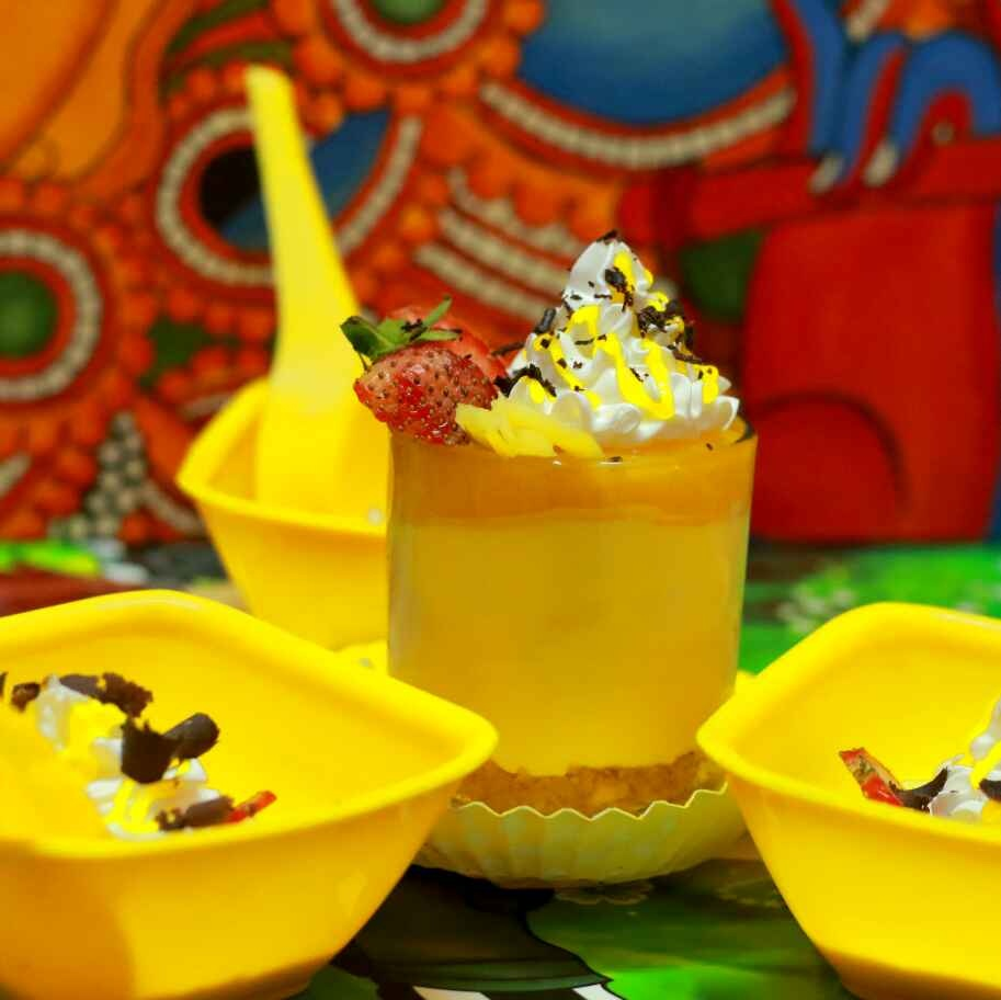 How to make The yummy Mango Mousse