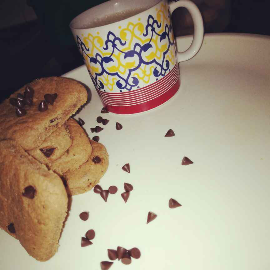 How to make Choco chip cookies