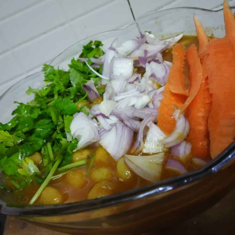 Photo of Chana masala by jassi aarif at BetterButter