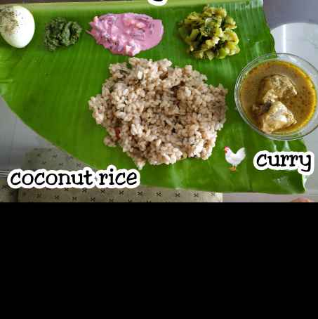 Photo of Coconut rice using brown rice by jassi aarif at BetterButter