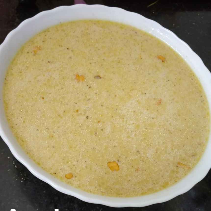 Photo of brown Rice flakes payasam by jassi aarif at BetterButter