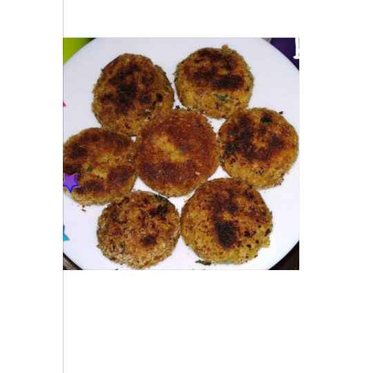Photo of Vegetable cutlet by jassi aarif at BetterButter