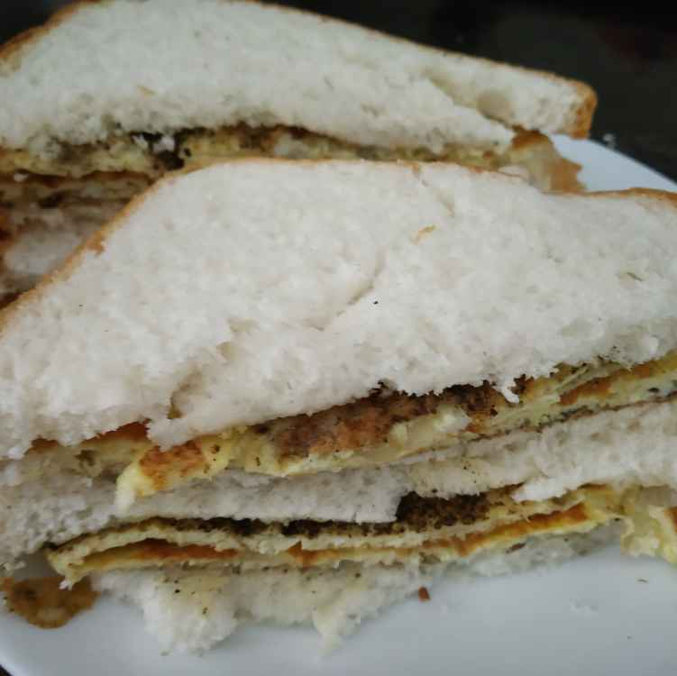 Photo of Bread omelette by jassi aarif at BetterButter