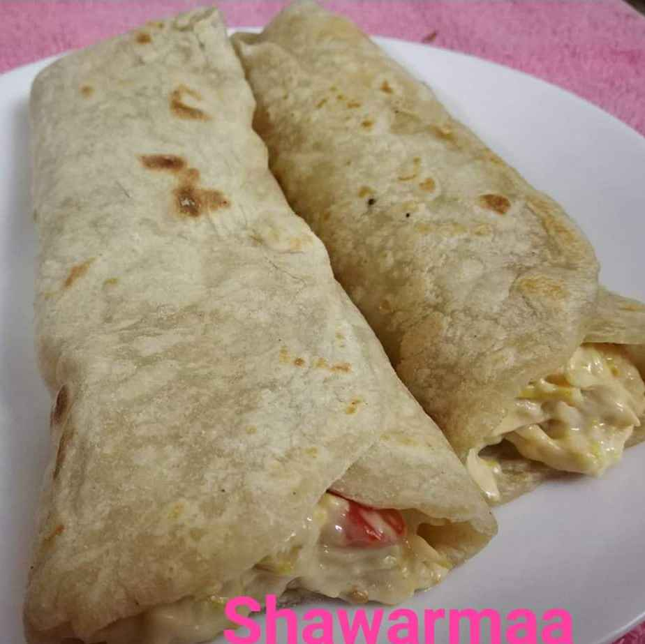 Photo of Chicken shawarma by jassi aarif at BetterButter